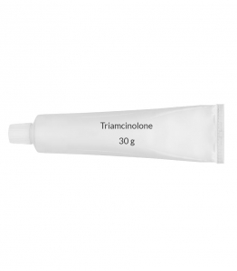 Triamcinolone 0.1% Cream (30 g Tube)