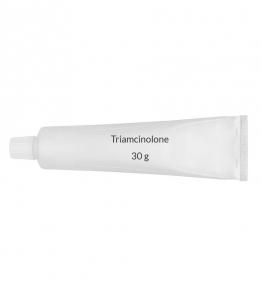 Triamcinolone 0.1% Cream (30 g Tube)
