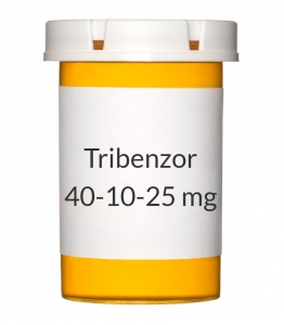 Tribenzor 40-10-25mg Tablets