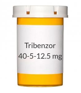 Tribenzor 40-5-12.5mg Tablets