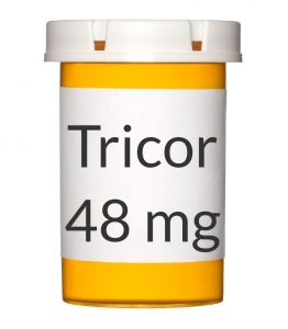 Tricor 48mg Tablets