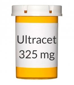 Ultracet 37.5-325mg Tablets
