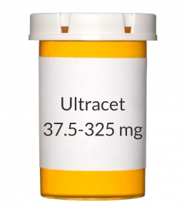 Ultracet 37.5-325mg Tablets