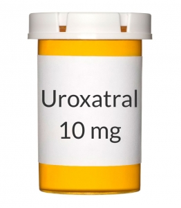 Uroxatral 10mg Tablets