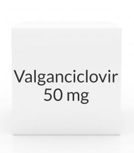 Valganciclovir 50mg/ml Powder- 100ml