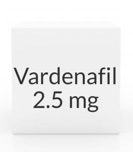 Vardenafil 2.5mg Tablets
