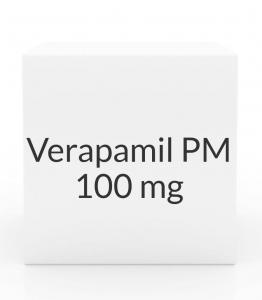Verapamil PM 100mg ER Capsule