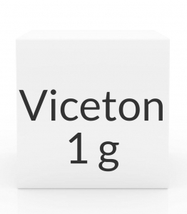 Viceton (Chloramphenicol) 1g Tablets for Oral Use in Dogs