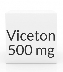 Viceton (Chloramphenicol) 500mg Tablets for Oral Use in Dogs-500Ct