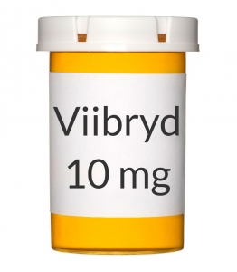Viibryd 10mg Tablets