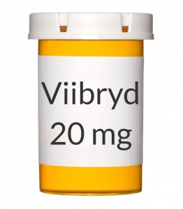 Viibryd 20mg Tablets