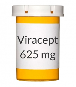 Viracept 625mg Tablets