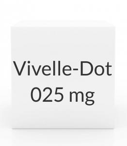 Vivelle-Dot 0.025mg Patch (8 Patch Pack)
