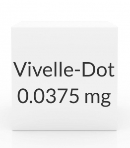 Vivelle-Dot 0.0375mg Patch (8 Patch Pack)