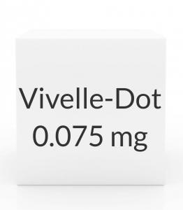 Vivelle-Dot 0.075mg Patch (8 Patch Pack)