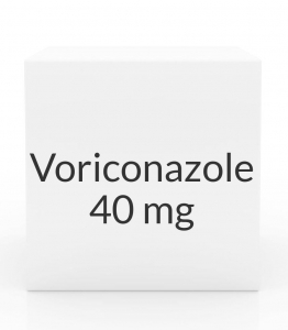 Voriconazole 40mg/ml Oral Solution- 75ml (Greenstone)