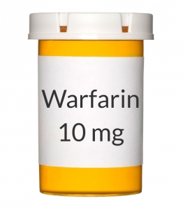 Warfarin 10mg Tablets