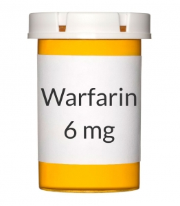 Warfarin 6mg Tablets