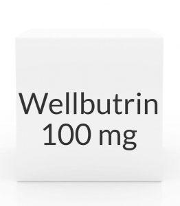 Wellbutrin 100mg Tablets