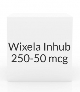 Wixela Inhub 250 50mcg Generic Advair Diskus 60 Doses