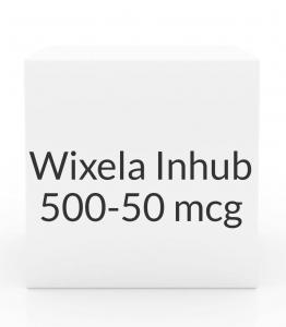 Wixela Inhub 500-50mcg Inhaler- 60 Doses