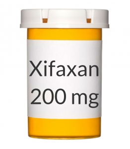 Xifaxan 200 mg Tablets - 30 Count Bottle