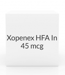 Xopenex HFA In 45mcg (15gm)