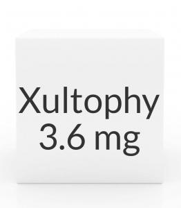 Xultophy 100U-3.6mg/ml (5 - 3ml cartridges/box)