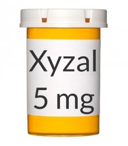 Xyzal 5mg Tablets