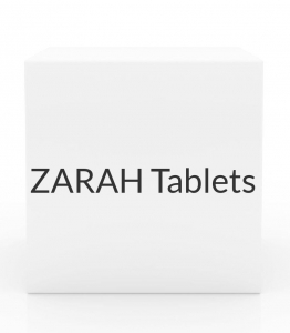 ZARAH Tablets - 28 Tablet Pack