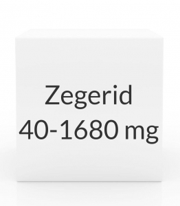 Zegerid 40-1680mg Powder (30 Packet Box)