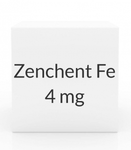Zenchent Fe 0.4mg-35mcg Chew Tablets - 28 Tablet Pack