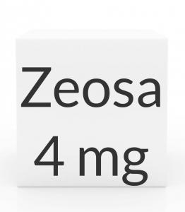Zeosa 0.4mg/35mcg Chew Tablets - 28 Tablet Pack