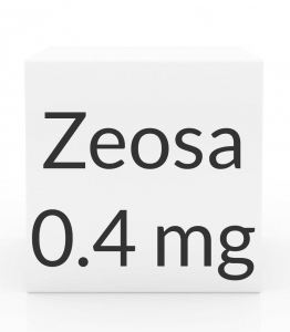 Zeosa 0.4mg/35mcg Chew Tablets - 28 Tablet Pack