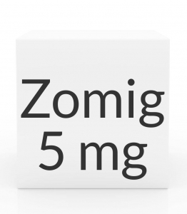 Zomig 5mg Nasal Spray- 6 Single-Use Spray Devices