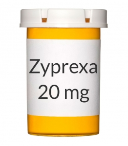 Zyprexa 20mg Tablets