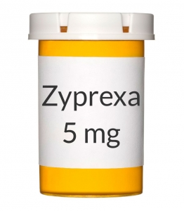 Zyprexa 5mg Tablets