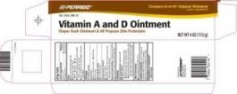 Vitamin A&D Ointment (Perrigo)- 4oz