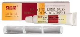 Mayinglong Hemorrhoidal Ointment .35oz