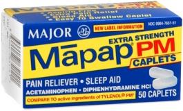 Major Mapap PM Capsules 50ct
