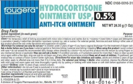 Hydrocortisone 0.5% Anti-Itch Ointment - 1 oz.***otc Discontinued  2/24/14