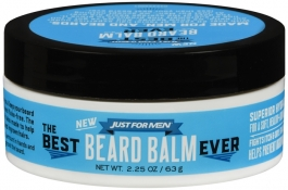 Just For Men The Best Beard Balm Ever, 2.25 Ounce