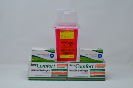 "SureComfort 29, 1cc, 1/2"" Kit"
