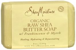 SheaMoisture Soap raw Shea Butter 8 oz