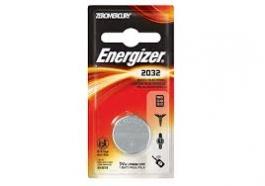 Energizer 2032 3V Lithium Battery- 1ct