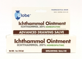 Ichthammol Ointment Drawing Salve- 1oz