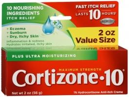 Cortizone-10 Creme Plus Maximum Strength 2 oz