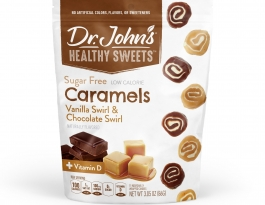 Dr. John's® Healthy Sweets™ Caramel Swirls 11ct
