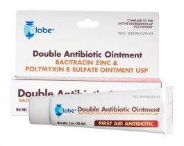 Globe Double Antibiotic Ointment- 1oz