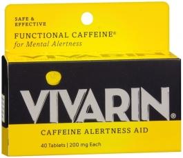 Vivarin Tablets - 40ct
